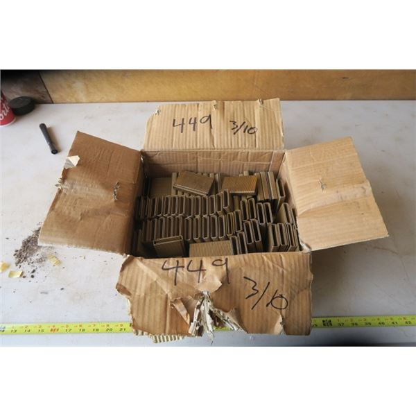 "Box of 2"" Staples"
