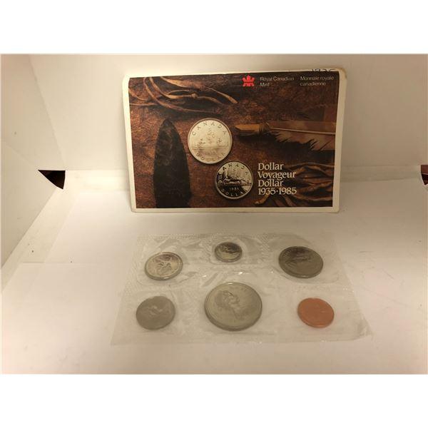 Royal Canadian Mint 1975 Coin Set