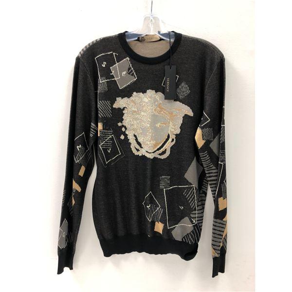 Versace men's sweater size 46