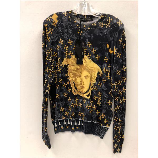 Versace men's sweater size 48