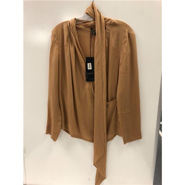 Escada ladies blouse size 40