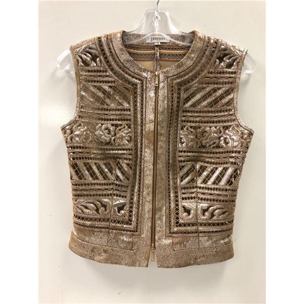 Jitrois ladies vest size 38