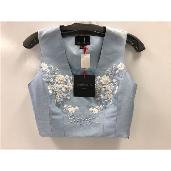 Cynthia Rowley New York ladies vest size 6