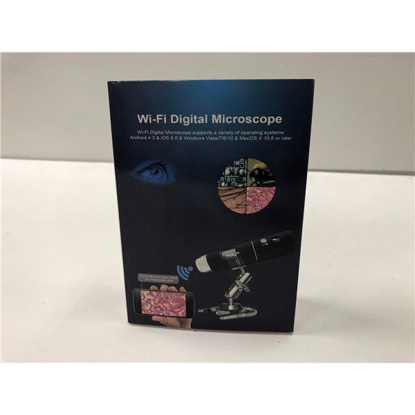 New Wi-Fi Digital Microscope