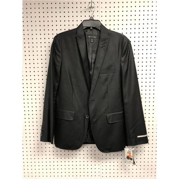 INC men's slim fit black blazer size S