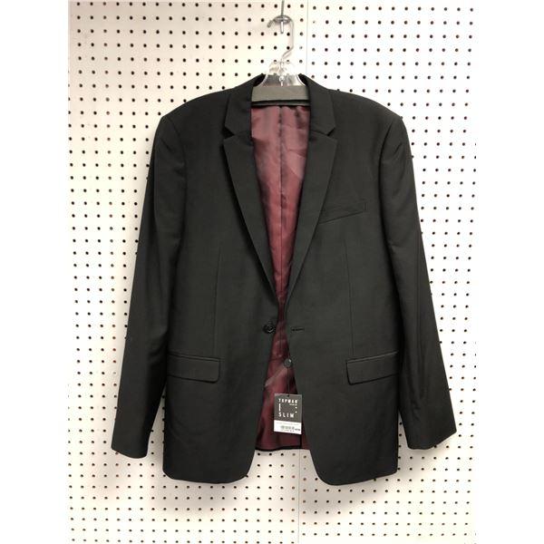 Topman slim fit men's black blazer UK 40R