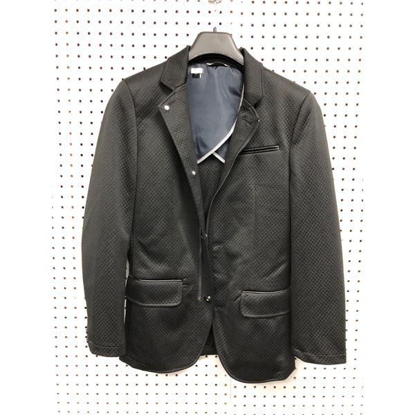 Le Chateau men's black jacket size 38