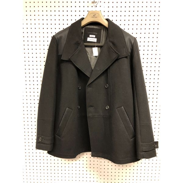 Calvin Klein men's black jacket size XL