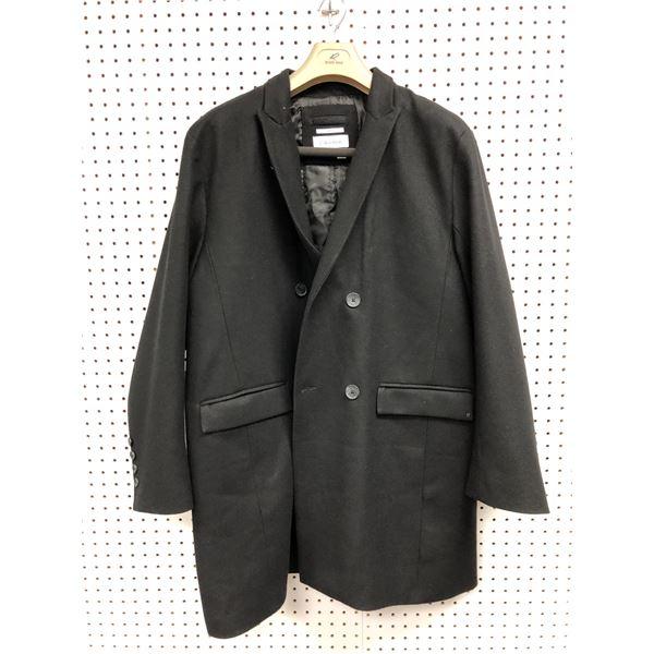 Calvin Klein slim fit men's black jacket XXL