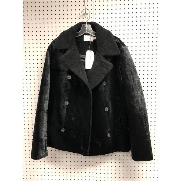 Topman Premium men's black jacket M