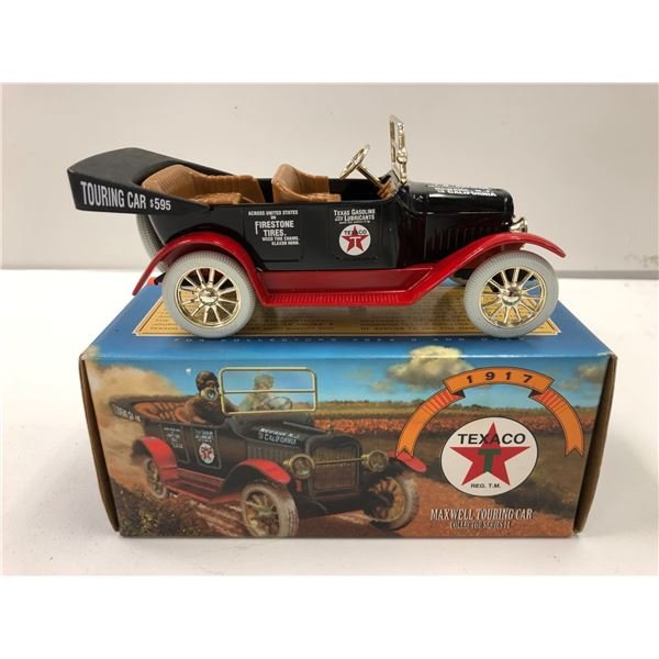 Texaco Maxwell Touring Car collector series 14 celebrating 80 years of racing 1917-1997 diecast meta