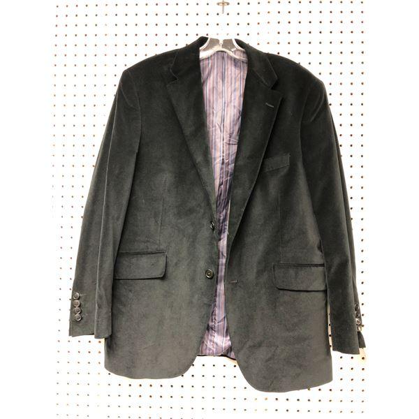 Madison men's black dress jacket - size 42