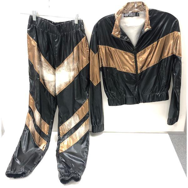 Capsulle 2 pc. jumpsuit ladies size small