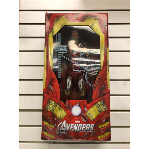 Marvel The Avengers Iron-Man collectible action figure - 18in (NOS)