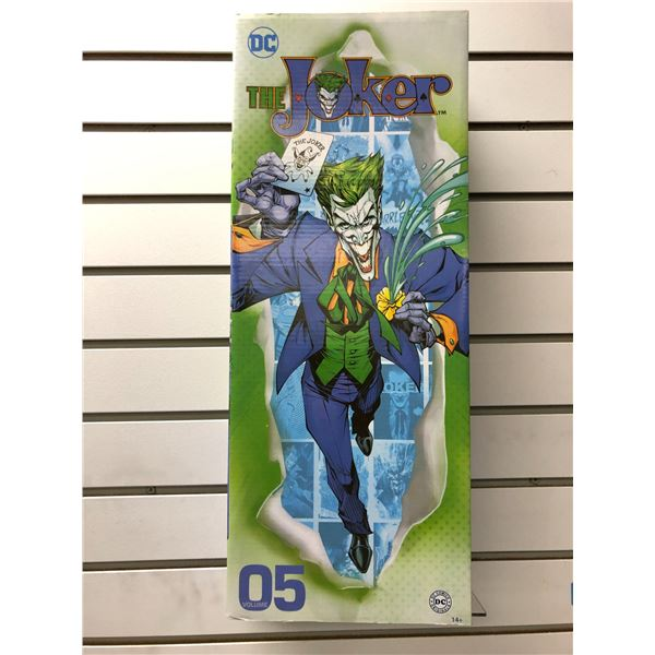 """DC Comics """"The Joker"""" 20in action figure volume 05 (Jakks Pacific in original box)"""