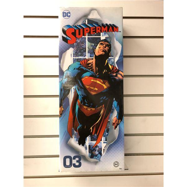 "DC Comics ""Superman"" 20in action figure volume 03 (Jakks Pacific in original box)"