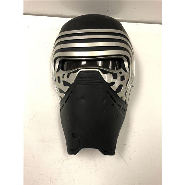 Lucas Films Star Wars genuine 3D light Kylo Ren helmet
