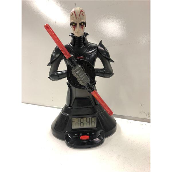 Star Wars Darth Maul clock