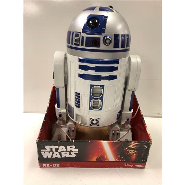 Disney Star Wars Deluxe R2-D2 18in action figure