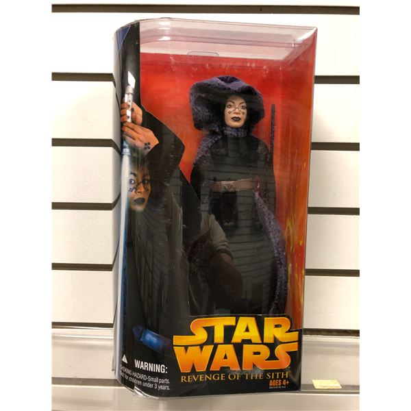 Star Wars Revenge of The Sith Barriss Offee action figure (Hasbro new in box)