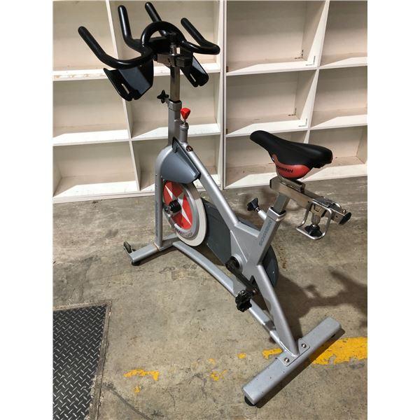 Schwinn Made in Canada spin bike (missing small front wheel)