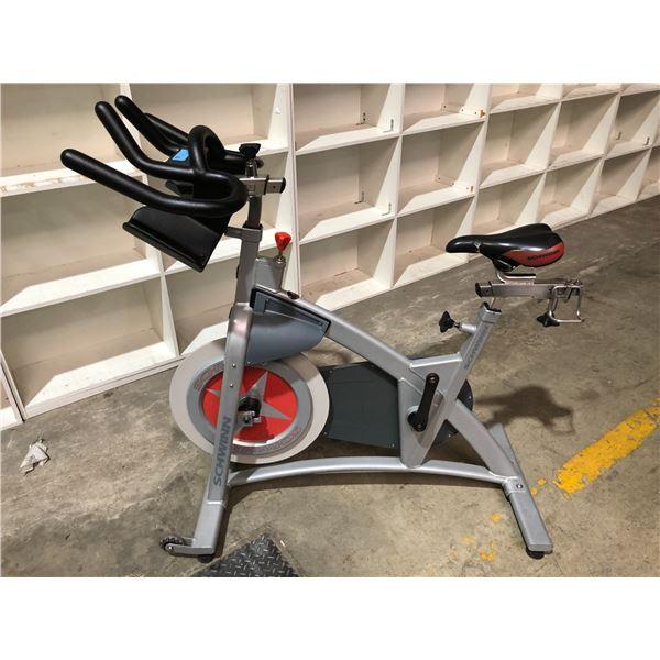 Schwinn Made in Canada spin bike (missing one pedal)