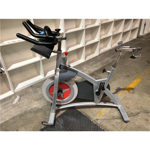 Schwinn Made in Canada spin bike (missing one small front wheel & seat)
