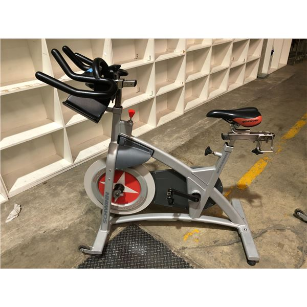 Schwinn Made in Canada spin bike (missing one small front wheel)