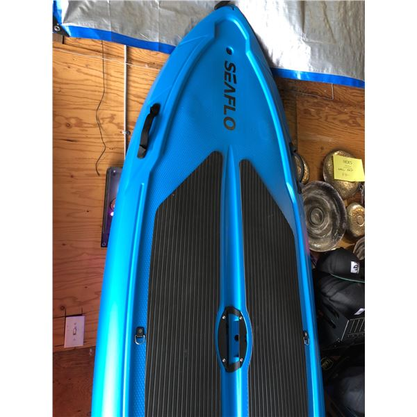 Paddle Board (Sit in kayak) Blue (brand new) - 9ft 7in