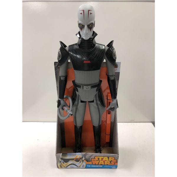 Disney Star Wars from the animated series The Inquisitor 31in action figure (Jakks Pacific new in bo
