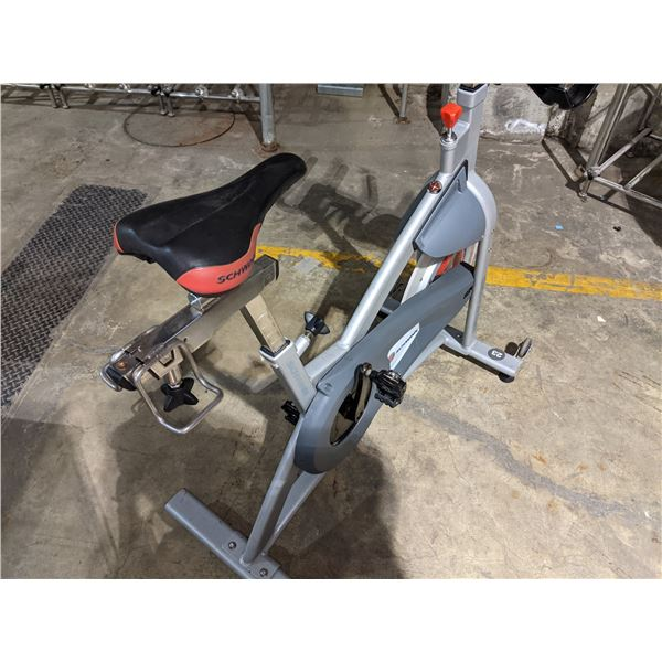 Schwinn Made in Canada spin bike (handle bar adjustment pin needs repair)