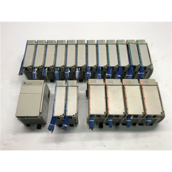 Lot of Allen Bradley Compact I/O Modules