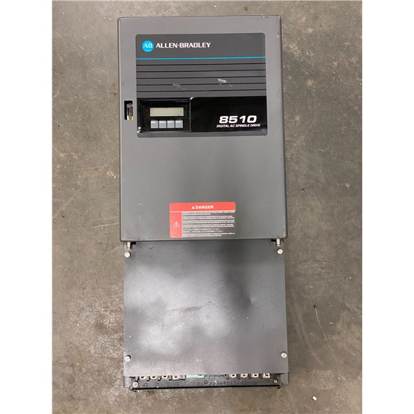 Allen Bradley # 8510A-A22-A2 8510 AC Spindle Controller