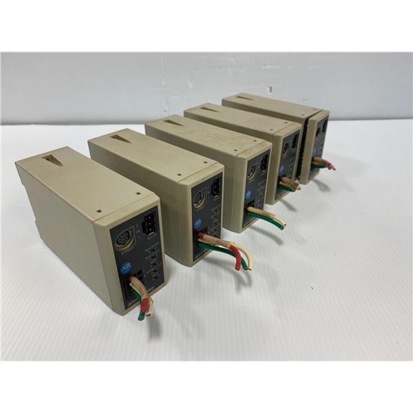 (5) Allen Bradley #1203-GD1 Communications Modules