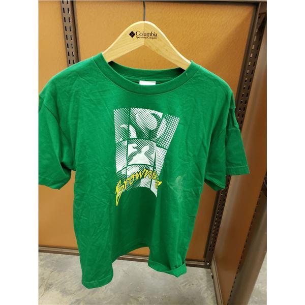 GREEN BROWNING T-SHIRTS