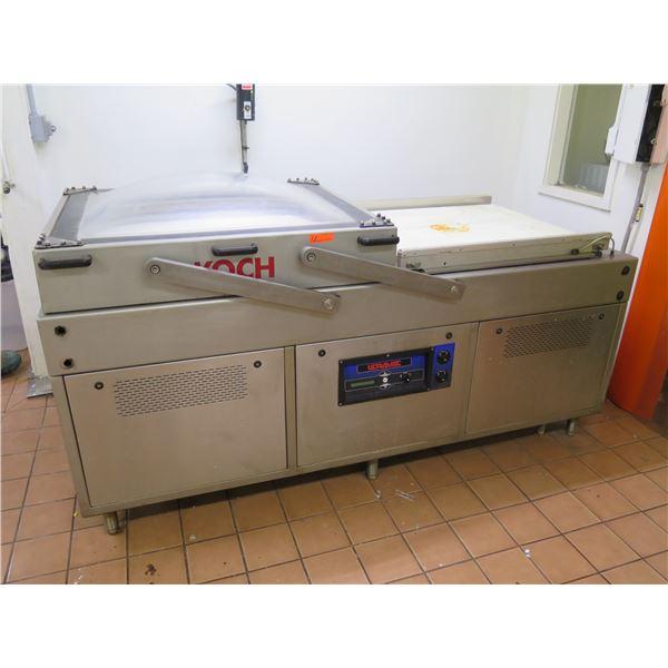 Koch Ultra-Vac UV3000 Dual-Chamber Vacuum Packager/Sealer