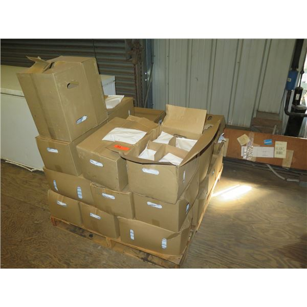 Pallet of Ice Packs