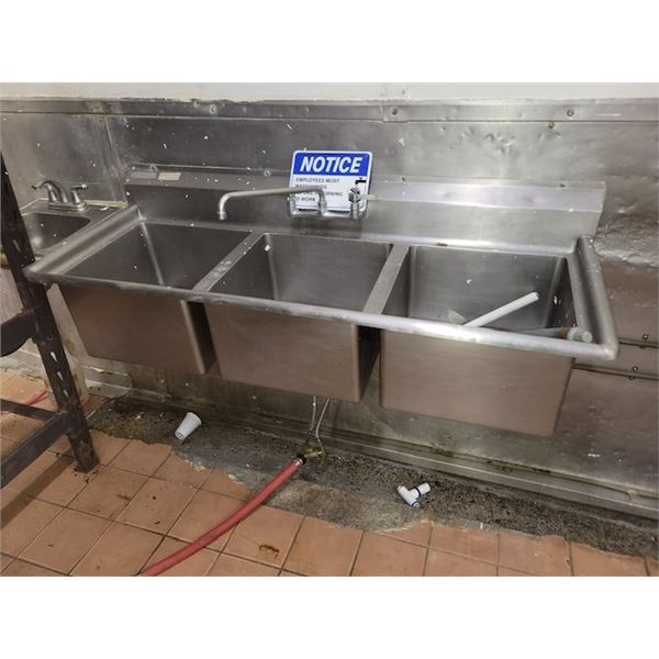 Three-Basin Sink