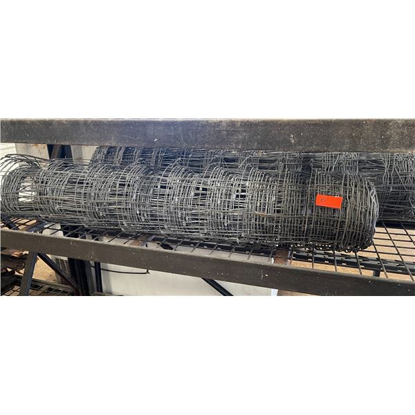 2 Rolls of Wire Fencing