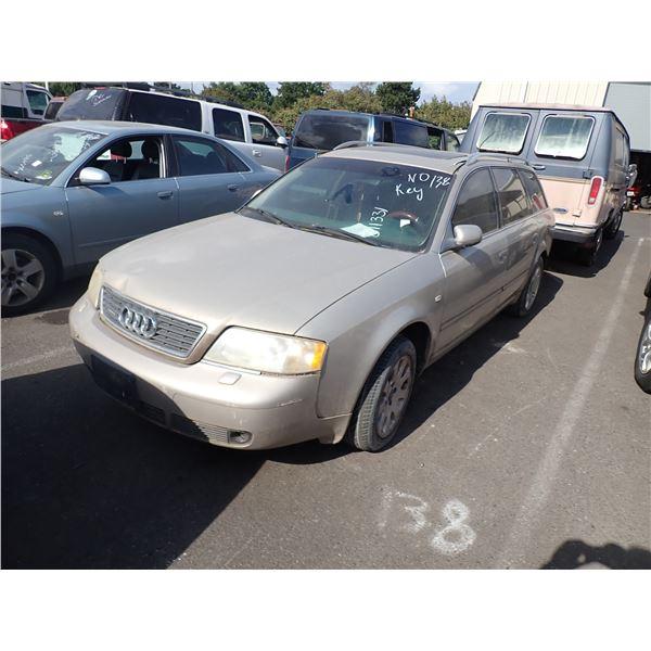 2001 Audi A6
