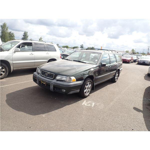 1998 Volvo Cross Country
