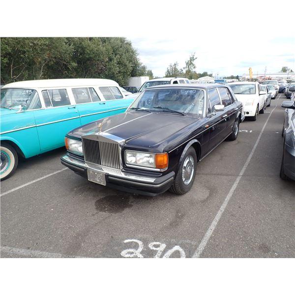 1992 Rolls-Royce Silver Spur