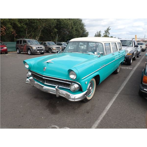1955 Ford Contour