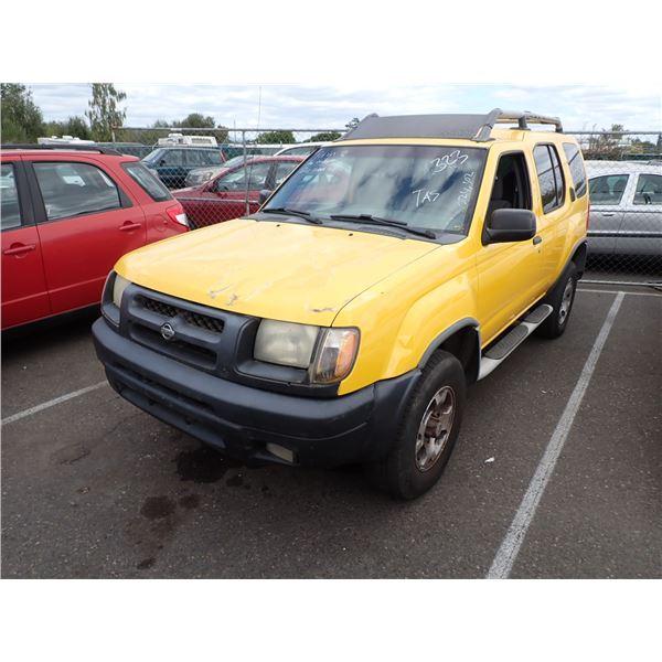 2001 Nissan Xterra