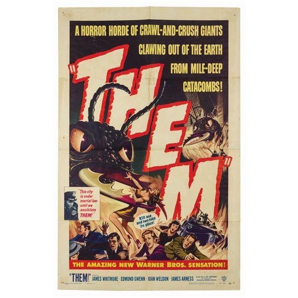Them! 1-Sheet Poster.
