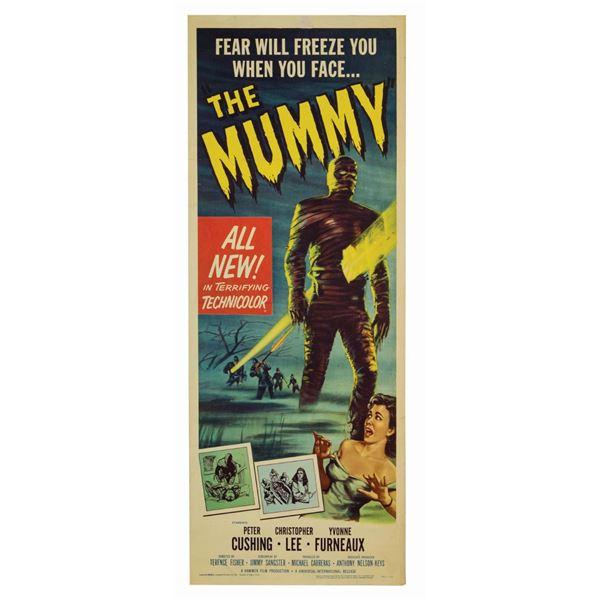The Mummy Insert Poster.