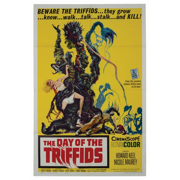 Day of the Triffids 1-Sheet Poster.