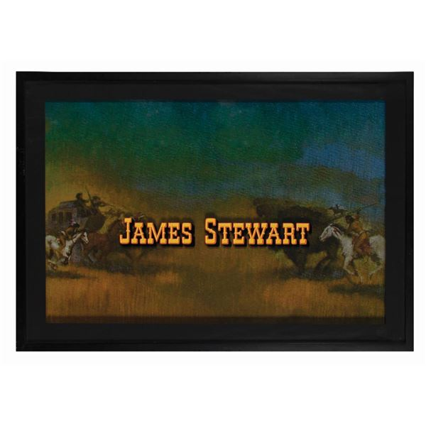 James Stewart Opening Title from How the West Was Won.