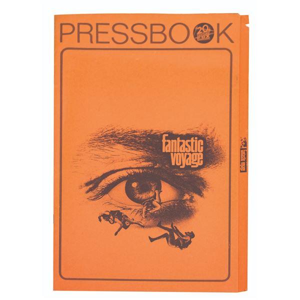 Fantastic Voyage Pressbook, Program, & Photos.