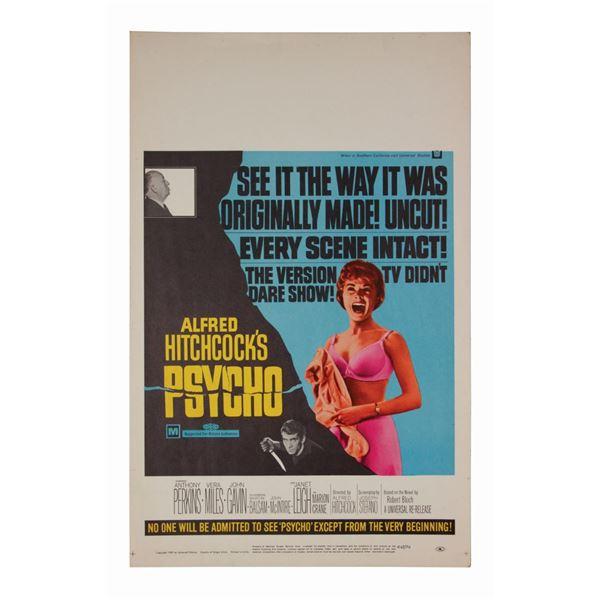 Psycho Window Card.